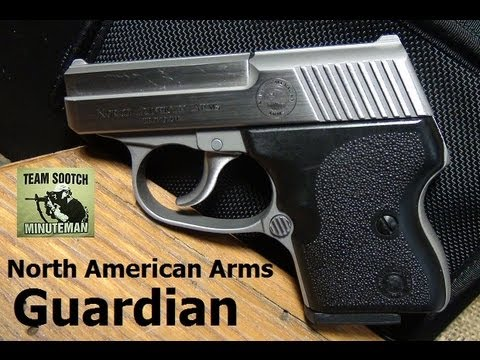 North American Arms Guardian Pistol