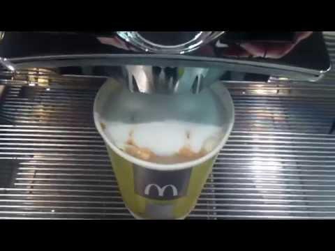 Капучино в Макдональдс