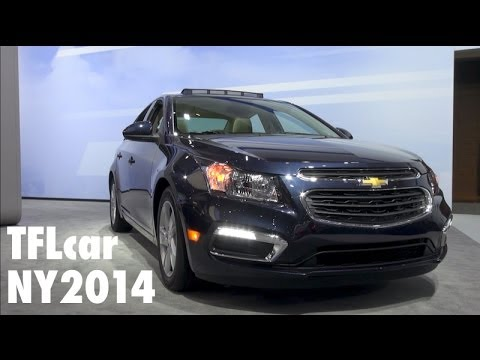 2015 Chevy Cruze: Everything You Ever Wanted to Know