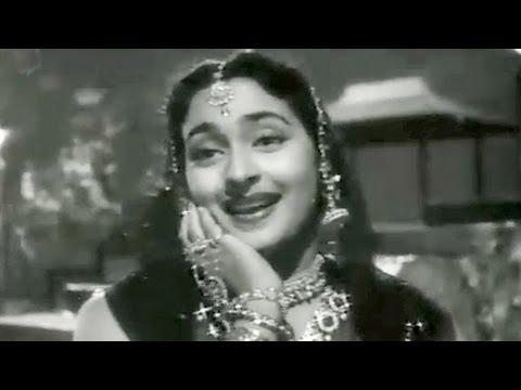 Nindiyan Na Aaye Sari Raat - Asha Bhosle Nutan Sone Ki Chidiya...