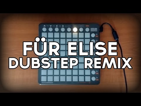 Beethoven - Für Elise (Dubstep Remix) | Launchpad Cover