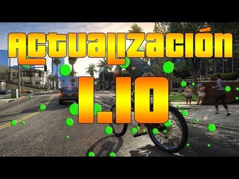 GTA V Online - Actualización 1.10 - DLC SAN VALENTÍN Y MUCHO MAS!!