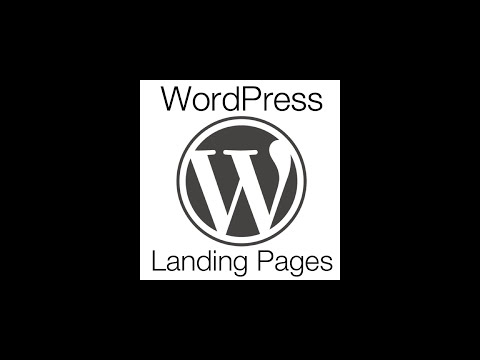 Introducing the Free WordPress Landing Page Plugin & Framework