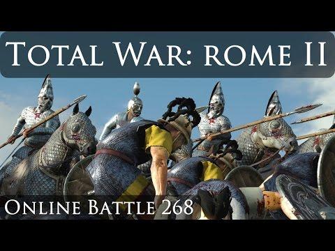 Total War Rome 2 Online Battle Video 268