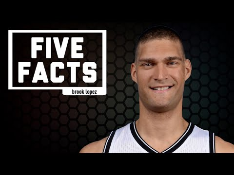 Five Facts: Brook Lopez