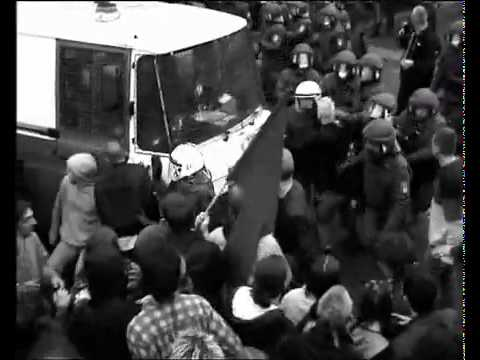 Atari Teenage Riot - Berlin May 1st 1999 with Alec Empire commentary