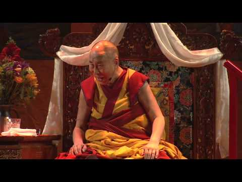 Dalai Lama in CPH Feb 11th 2015. Del 3/4