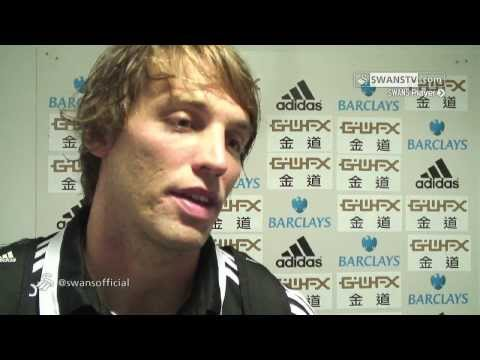 Swansea City Video: Michu's Malmo moment