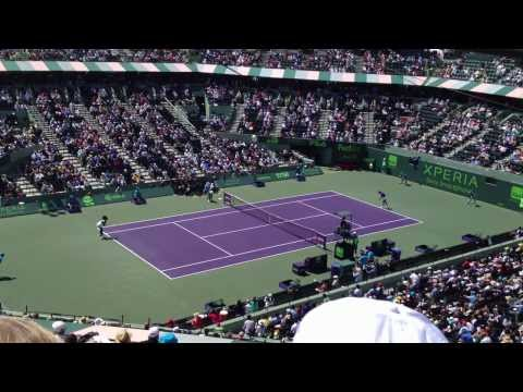 Sony Open 2013 - Serena Williams VS. Li Na - Match Point