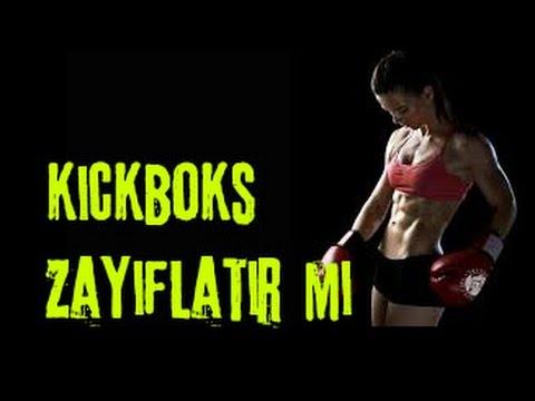Kick Boks Zayıflatır Mı ? Kickboks Bel Inceltir Mi ?