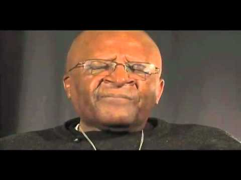 Israeli Apartheid exposed by South African leader (Desmond Tutu)