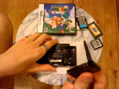 Nintendo DS Lite Battery Replacement Tutorial (Resets Firmware)