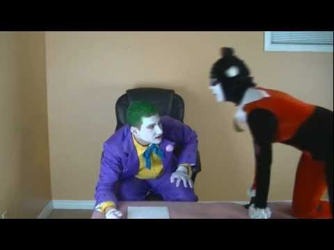 Kosplay keri Batman 2 Harley Quinn And Joker Xxx Teaser video