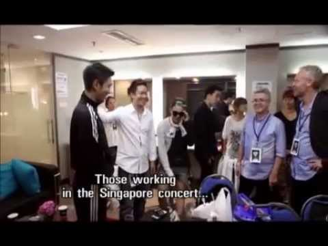 BigBang Alive Tour around the world documentary part 3/5 (Eng subs)