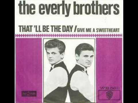 The Everly Brothers - Give me a sweetheart