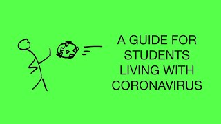 A guide for students living with coronavirus