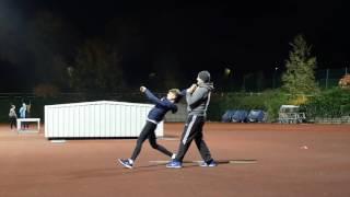 Javelin Training with Scott Knighton, Amber Valley Throws Coach