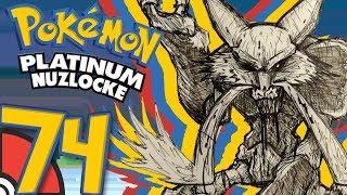 Pokemon Platinum NUZLOCKE Part 74 - TFS Plays