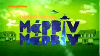 Marvin Marvin Promo [Nickelodeon Greece]