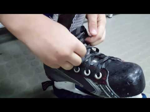 Как правильно одевать хоккеиста?