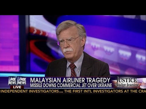 John Bolton About Obama ➡  No HOPE Of Leadership!