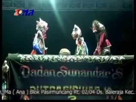 Wayang Golek - Dawala Gugat 1 Full video