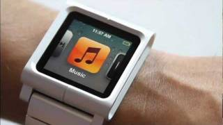 LunaTik Lynk for iPod Nano - Multi Touch watch