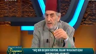 Üstad Kadir Mısıroğlu İle Ramazan Sohbetleri (Beyaz Tv - 15 Haziran 2016)