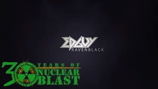 EDGUY  - Ravenblack (Lyric video)