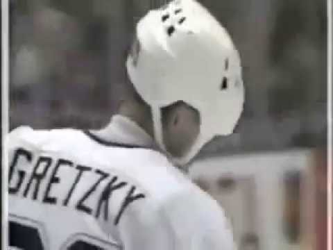 Wayne Gretzky - Los Angeles Kings 1993 NHL Playoffs