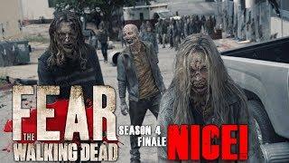 Fear the Walking Dead Season 4 Finale Actually Looks REALLY Good!