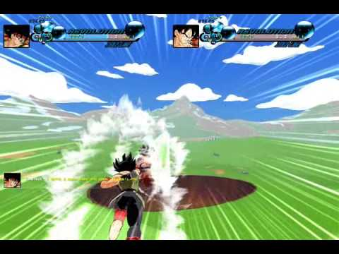 (Let's Play) Zandrock Play's: Dragonball Z ZEQ2 Revolution 5 [Episode 3] Stupid Servers