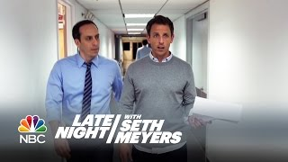 The Sorkin Sketch - Late Night with Seth Meyers