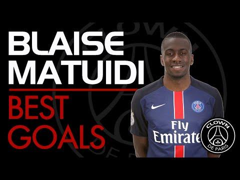 Blaise MATUIDI - Best Goals