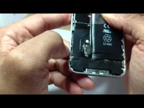 how to fix iphone 4 not turning on battery issue