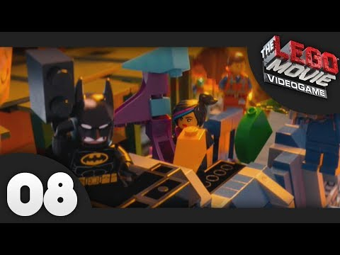 The LEGO Movie Videogame: Let's Play - Part 8 - Escape from Cloud Cuckoo Land