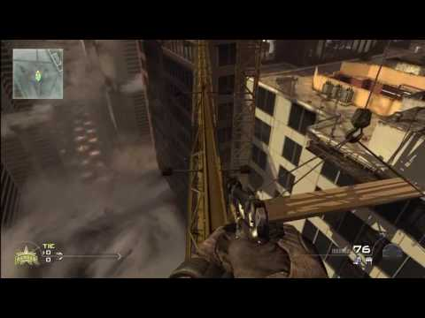 MW2 : The Best  Spots of Highrise