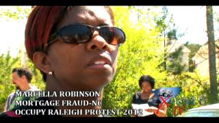 Breaking News: Occupy Raleigh Protestors Speak Out Before Arrest-Hip Hop NC