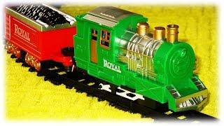Union Pacific Green Retro Train Set