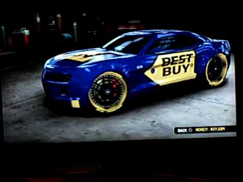 Midnight Club Los Angeles Custom Cars