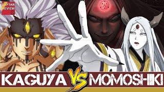 KAGUYA VS MOMOSHIKI, Siapa yang TERKUAT ?