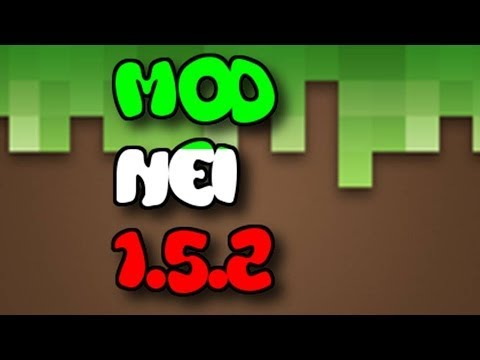 [1.5.2] Instalar Mod NEI Not Enough Items 1.5.2   Minecraft 1.5.2   LalosesGAMES