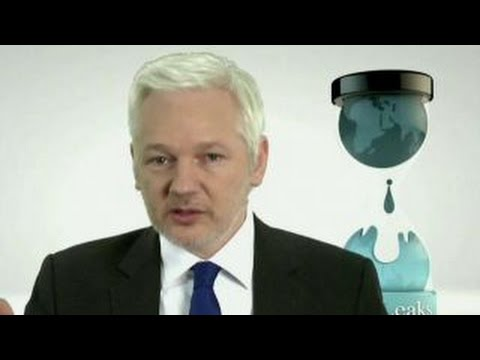 Assange on the dangers of a Hillary Clinton presidency