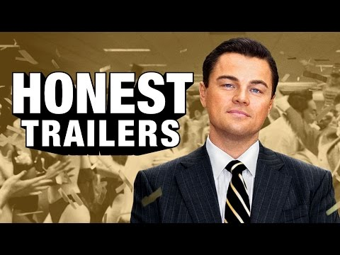Honest Trailers - The Wolf of Wall Street klip izle