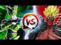 Deadpool VS Cell #CellGames | TeamFourStar thumbnail
