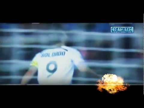 ★☆Roberto Soldado - Canterano of Real Madrid★☆ [[HD]]