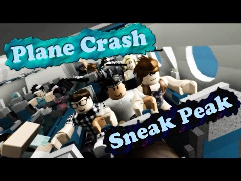Plane Crash SNEAK PEAK!