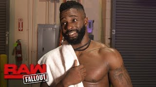 "Drew Gulak faces a ""new' Cedric Alexander next Monday night: Raw Fallout, Dec. 11, 2017"