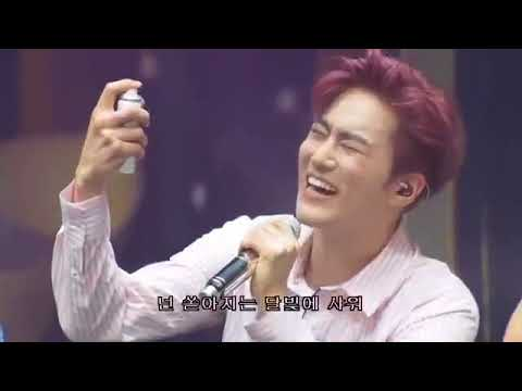 EXO - Moonlight (Acoustic Version)(EXO'rDIUM in Seoul)