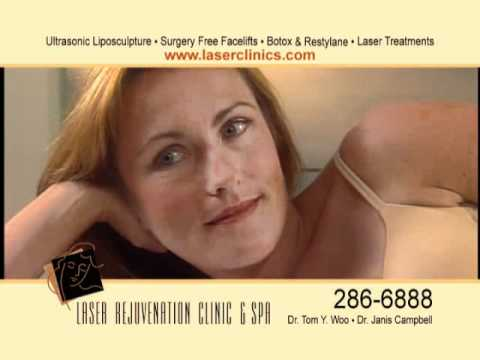 Surgery free Facelifts - Laser Rejuvenation Clinic - Dr. Tom Woo and Dr Janis Campbell
